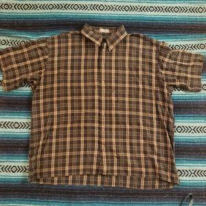 Fox Fire Sportswear Button Up Shirt